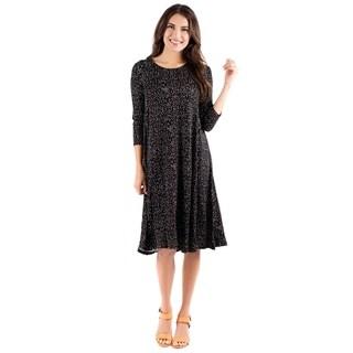 DownEast Basics Women's About Town Dress
