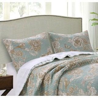 Barefoot Bungalow Naomi Spa Pillow Shams (Set of 2)