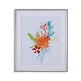 Flora Moderne IV Framed Art
