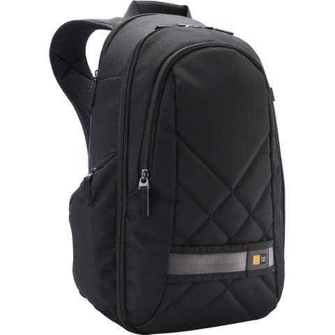 Case Logic CPL-108-BLACK Carrying Case (Backpack) for Apple iPad, Camera - Black