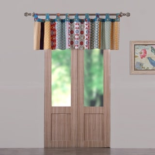 Greenland Home Fashions  Thalia Window Window Valance