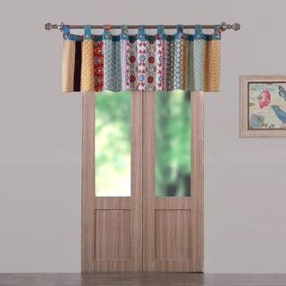 Greenland Home Fashions Thalia Window Valance