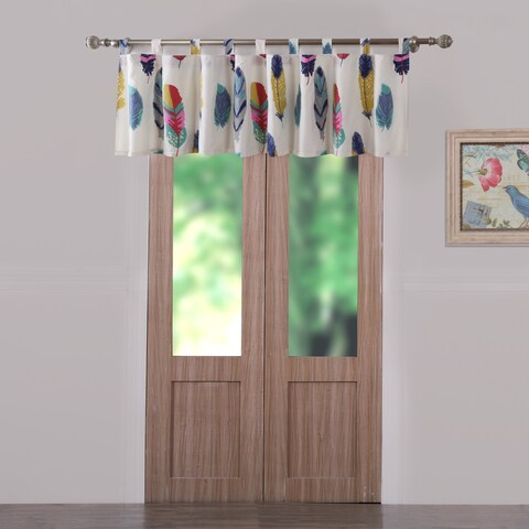 Greenland Home Fashions Dream Catcher Window Valance