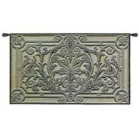 Fine Art Tapestries 'Simple Elegance' Cotton Wall Tapestry