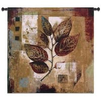 Fine Art Tapestries 'Modernist Autumn' Large Wall Tapestry
