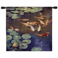 'Inclinations' Cotton Wall Tapestry