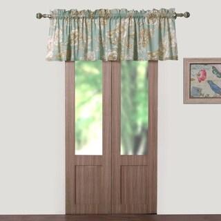 Barefoot Bungalow Naomi Spa Window Valance