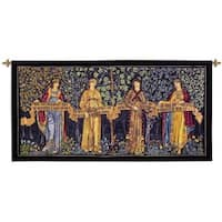 Fine Art Tapestries 'The Orchard' Wall Tapestry