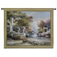 Fine Art Tapestries 'Peaceful Song' Wall Tapestry