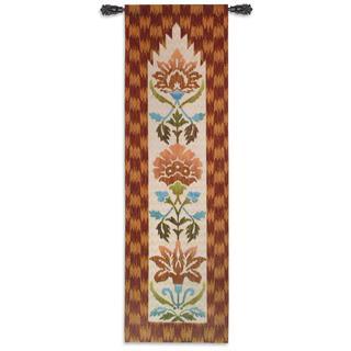 Fine Art Tapestries 'Ikat Maya' Wall Tapestry