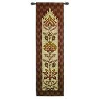 Fine Art Tapestries 'Ikat Avani' Wall Tapestry