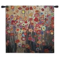 Fine Art Tapestries Don Li-Leger 'Parade' Wall Tapestry