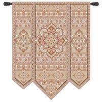 Fine Art Tapestries Acorn Studios 'Masala Clove' Wall Tapestry