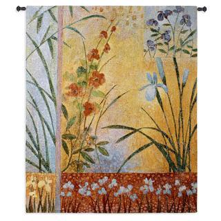 Fine Art Tapestries 'Sassafrass' Large Wall Tapestry