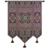 Fine Art Tapestries 'Masala Anise' Wall Tapestry