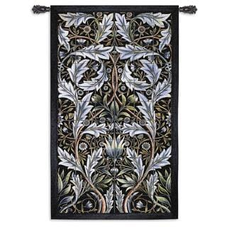 Fine Art Tapestries Panel Of Tiles Multicolored Cotton Wall Tapestry