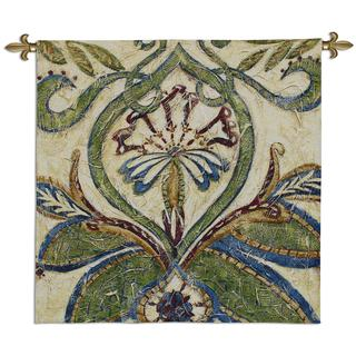 Fine Art Tapestries 'Textured Tapestry II' Cotton Wall Tapestry