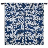 Fine Art Tapestries 'Otomi Royal' Wall Tapestry