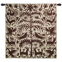 Fine Art Tapestries 'Otomi Earth' Wall Tapestry