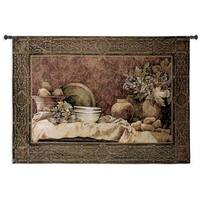 Fine Art Tapestries Rustic Reflections Cotton Wall Tapestry