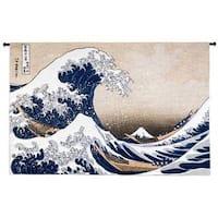 Fine Art Tapestries 'Great Wave At Kanagawa' Wall Tapestry