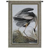 Fine Art Tapestries 'Great Blue Heron' Wall Tapestry