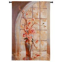 Fine Art Tapestries 'Magnolia Arch I' Wall Tapestry
