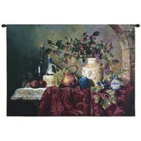 Fran di Giacomo 'Tavola di Capri' Cotton Small Wall Tapestry