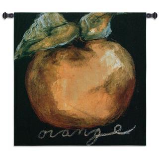 Fine Art Tapestries Orange Wall Tapestry