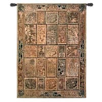Fine Art Tapestries 'Golden Tapestry' Cotton Wall Tapestry