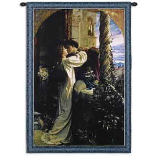 Fine Art Tapestries 'Romeo and Juliet' Small Cotton Wall Tapestry