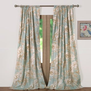 Barefoot Bungalow Naomi 4-Piece Window Panel Pair