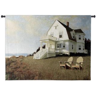 Fine Art Tapestries 'Oceanfront View' Wall Tapestry