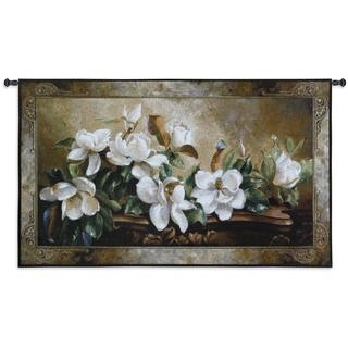 Fine Art Tapestries 'Gentle Giants' Cotton Wall Tapestry