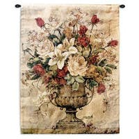 Fine Art Tapestries 'Reflections I' Wall Tapestry