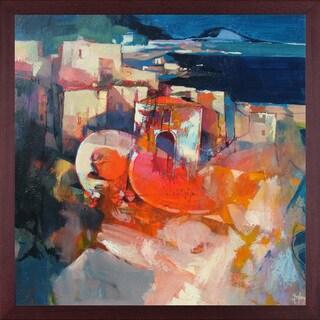 Alex Bertaina 'La Bella Estate' Fine Art Print on Canvas