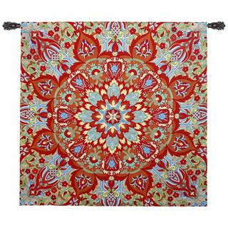 Fine Art Tapestries 'Rangoli Sunrise' Wall Tapestry