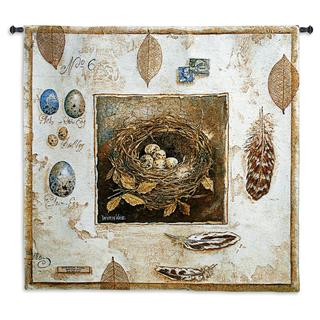 Nested No 6 Cotton Wall Tapestry