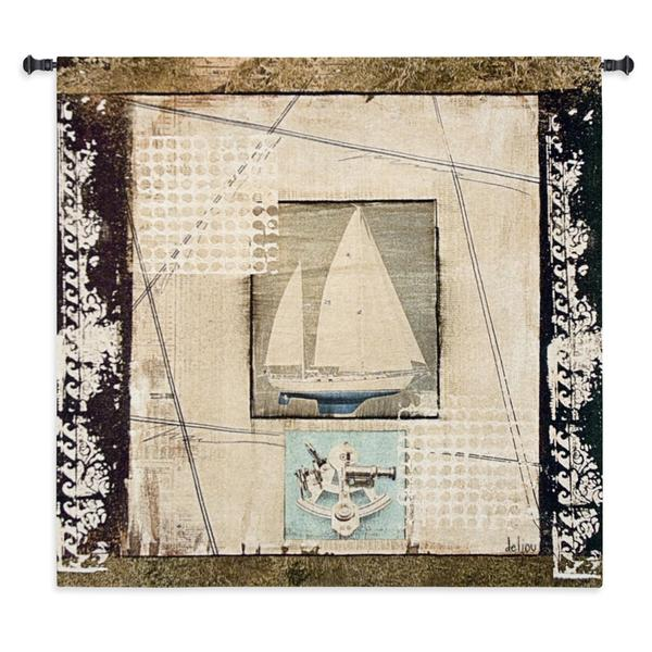 Fine Art Tapestries 'Navigations Zelda' Wall Tapestry