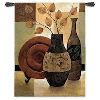 Fine Art Tapestries 'Nature's Patchwork I' Wall Tapestry