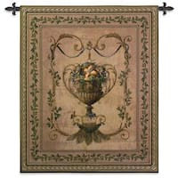 'Frutti D'Estate' Large Wool and Cotton Wall Tapestry