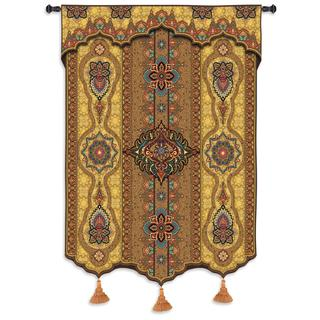 Fine Art Tapestries Prema Zari Cotton Wall Tapestry