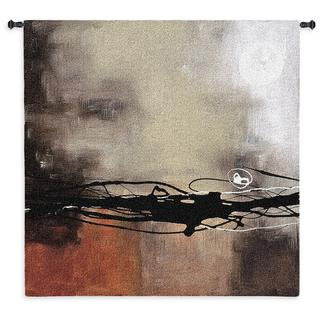 'Prelude in Rust II' Cotton Wall Tapestry