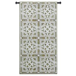 Fine Art Tapestries Fretwork Cotton Wall Tapestry