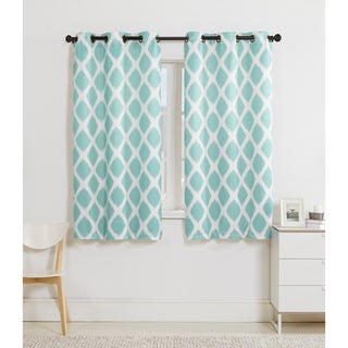 VCNY Home Tye Blackout Panel Pair