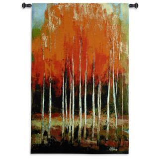 Fine Art Tapestries Morning Whisper Cotton Wall Tapestry
