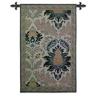 Fine Art Tapestries Framed 'Silk Road' Wall Tapestry