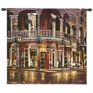Fine Art Tapestries Jazz Du Jour Large Cotton Wall Tapestry (As Is Item)