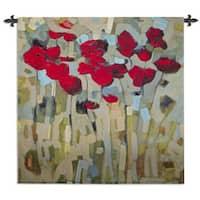 Fine Art Tapestries 'Splash of Delight' Medium Wall Tapestry