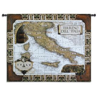 Fine Art Tapestries 'Italian Wine Country' Wall Tapestry